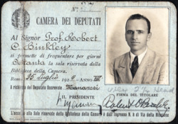 An identity card